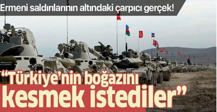 Η Αρμενία θέλει «να κόψει το λαιμό της Τουρκίας», λέει Τούρκος βουλευτής