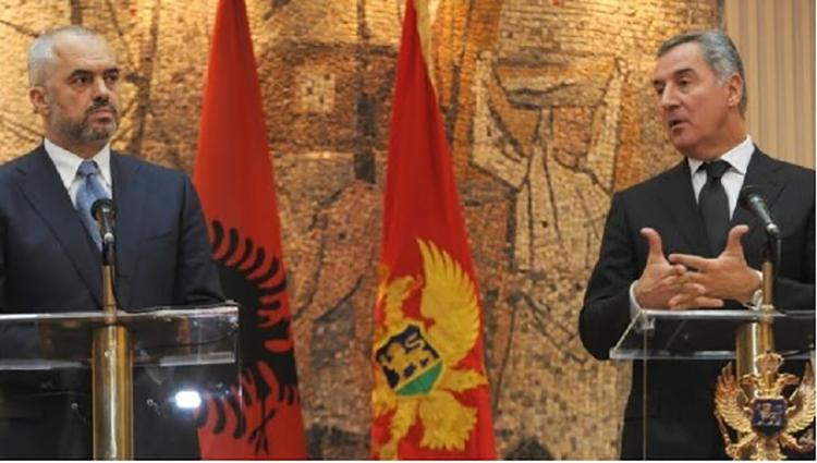 Ξαφνική επίσκεψη Αλβανού πρωθυπουργού στο Μαυροβούνιο!