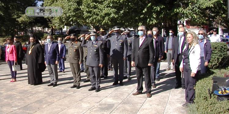 Ιωάννινα: «Ημέρα Μνήμης των Εθνικών μας Ευεργετών» παρουσία του Υφυπουργού Προστασίας του Πολίτη