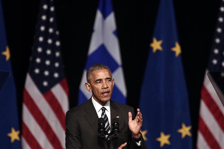 Ομπάμα: Η λιτότητα στην Ελλάδα επιβλήθηκε για τη διάσωση γερμανικών και γαλλικών τραπεζών