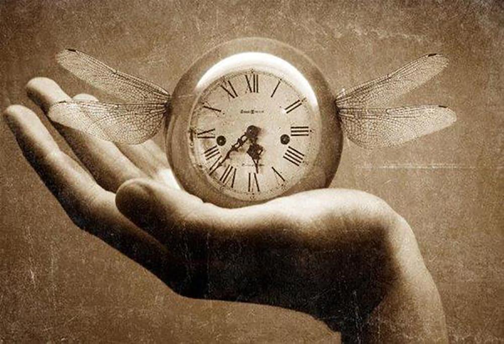 O πολύτιμος χρόνος των ώριμων ανθρώπων
