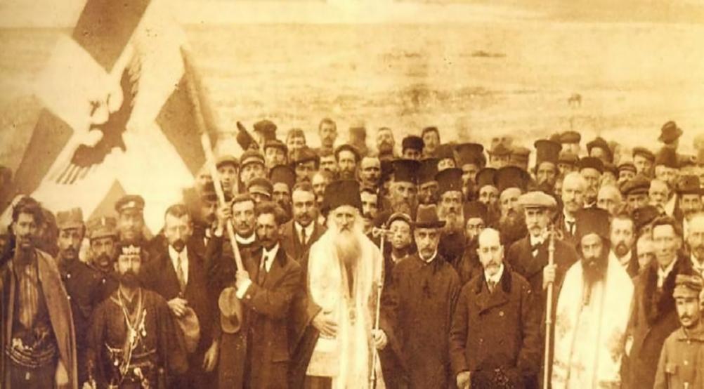 4 Δεκεμβρίου 1913 – Πρωτόκολλο της Φλωρεντίας: Η Β. Ήπειρος παραχωρείται στην Αλβανία