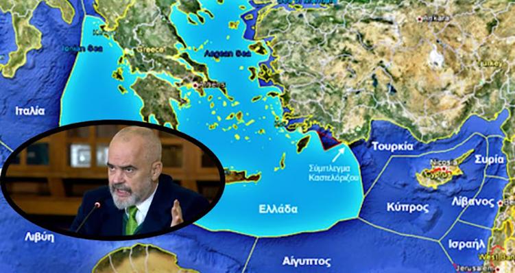 Αλβανία: Ο Ράμα κατηγορεί για συκοφαντία εκείνους που αντιδρούν στην επέκταση της Ελλάδας στα 12 μίλια