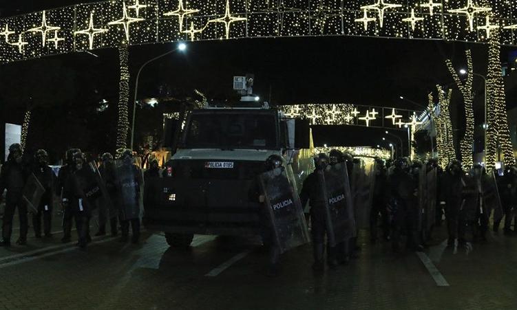 Αυταρχισμός χωρίς όρια στην Αλβανία