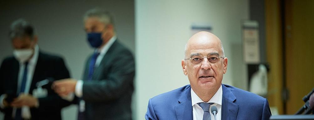 Νίκος Δένδιας στην εφημερίδα Παραπολιτικά: Η Ευρωπαϊκή Ένωση κινείται με αργούς ρυθμούς