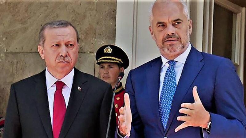 «Τάπα» της Αλβανίας σε Τουρκία: «Δικαίωμα της Ελλάδας τα 12 ναυτικά μίλια» λέει ο Ράμα