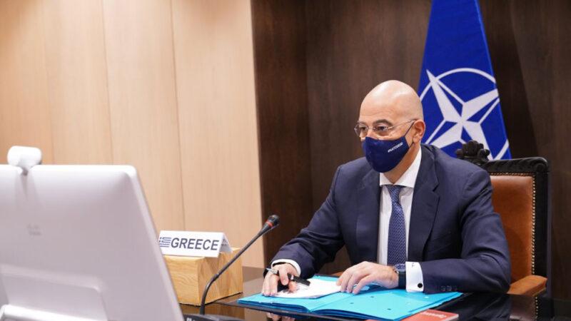Δένδιας: Τηλεφώνημα… 12 μιλίων με την υπουργό Εξωτερικών της Αλβανίας