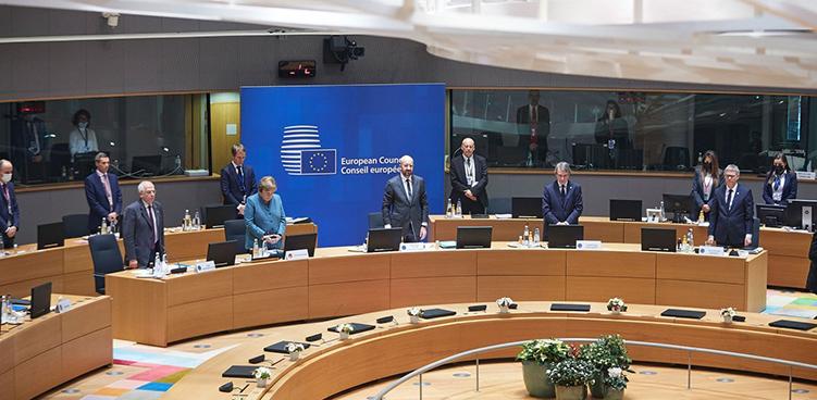 Σύνοδος Κορυφής: Συμφωνία στο κείμενο συμπερασμάτων για Τουρκία