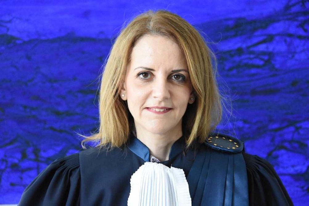 Μαριαλένα Τσίρλη: Αυτή είναι η πρώτη γυναίκα Γενική Γραμματέας του Ευρωπαϊκού Δικαστηρίου των Δικαιωμάτων του Ανθρώπου
