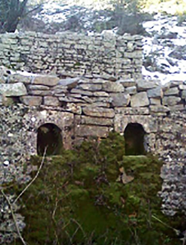 Το πηγάδι της «Δέρβης» – Δερβιτσάνης: Διατηρητέο βυζαντινό μνημείο
