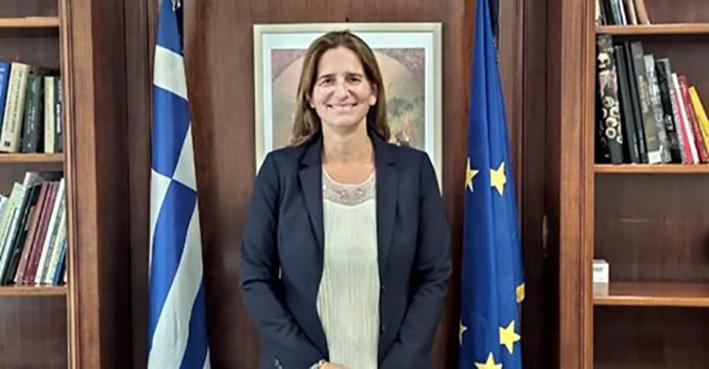 Χαιρετισμός της πρέσβεως της Ελλάδας στην Αλβανία, κας. Σοφία Φιλιππίδου για την επέτειο 30 ετών από την ίδρυση της «ΟΜΟΝΟΙΑΣ»