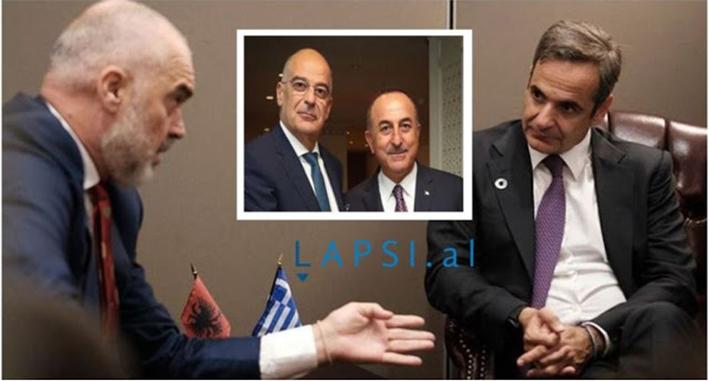 Ασαφής ο ρόλος της Αλβανίας στη διαφωνία Τουρκίας- Ελλάδας για τη θάλασσα