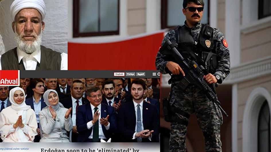 Τουρκία: Οι απειλές ιμάμη για πραξικόπημα και η προειδοποίηση Νταβούτογλου – Με συλλήψεις απάντησε ο Ερντογάν