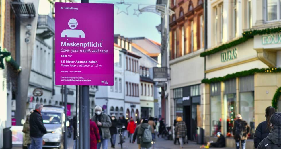 Αλλάζουν τα πρότυπα για τη χρήση μάσκας στη Γερμανία