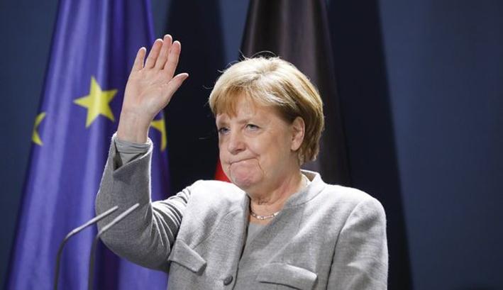 Τέλος εποχής για την Μέρκελ – Η ευχή για το μέλλον και η έμμεση στήριξη Λάσετ