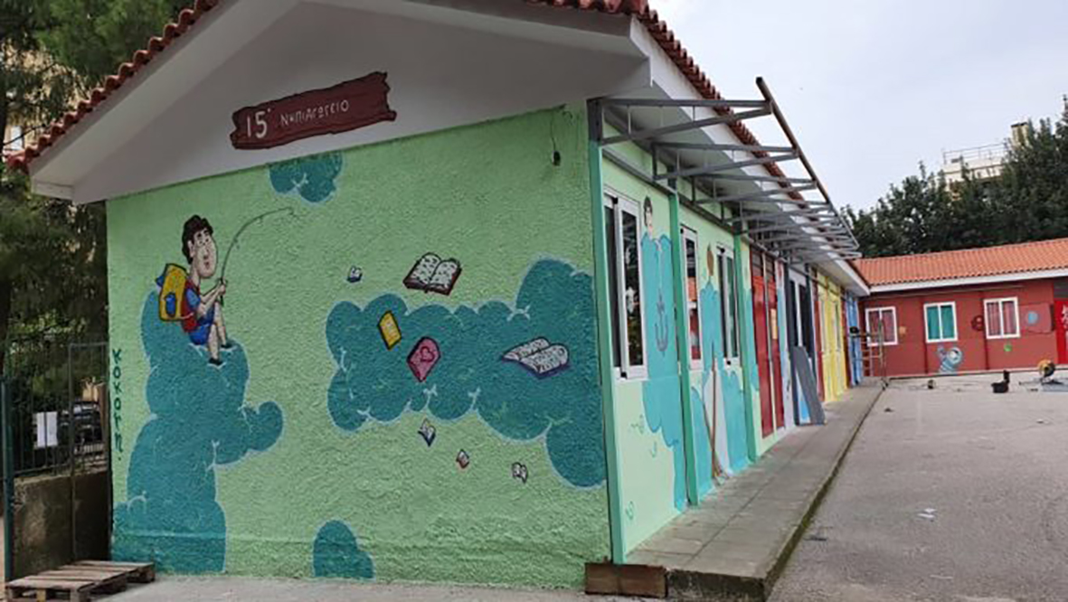 Συνεργασία Ελλάδας – Αλβανίας στο πρόγραμμα LED για τα δημόσια σχολεία