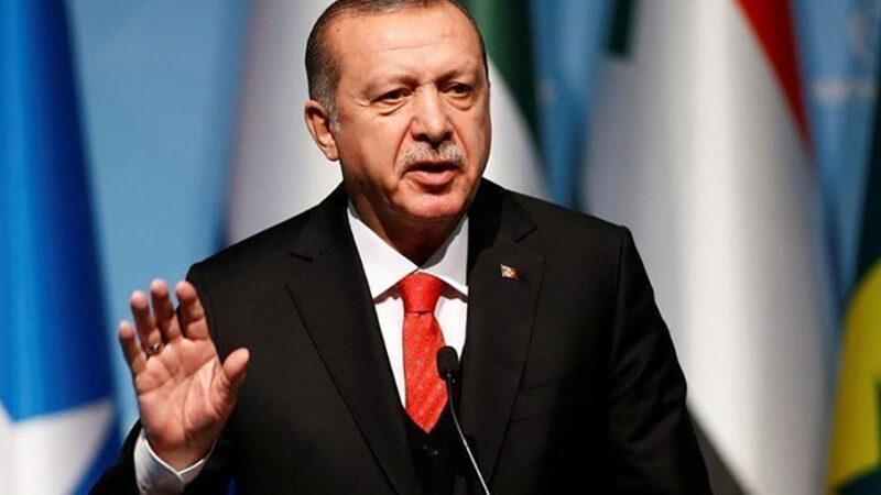 Ο Ερντογάν θέτει ξανά θέμα «τουρκικής μειονότητας» στην Ελλάδα