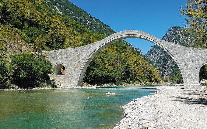 Γεφύρι της Πλάκας: Βραβείο Ευρωπαϊκής Κληρονομιάς
