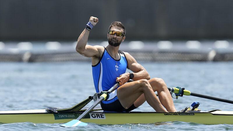 «Μυθικός» Ντούσκος, κατέκτησε το Χρυσό και χάρισε το Πρώτο Μετάλλιο στην Ελλάδα!