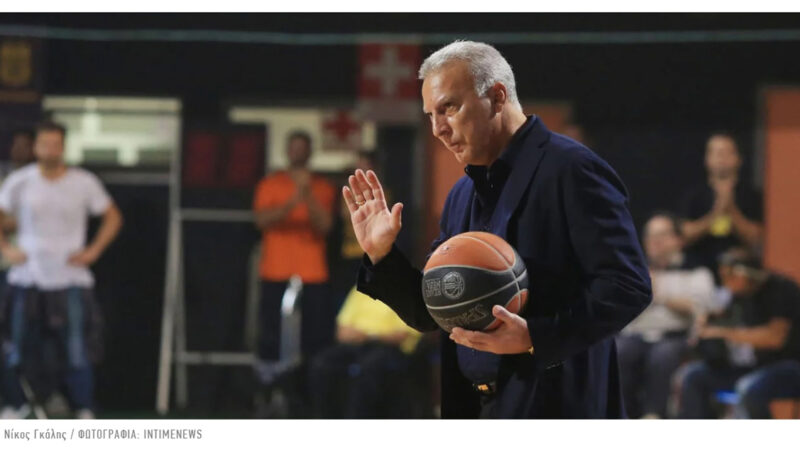 Νίκος Γκάλης σε Αντετοκούνμπο: «Γιάννη, είσαι ο καλύτερος παίκτης στον πλανήτη» [εικόνα]