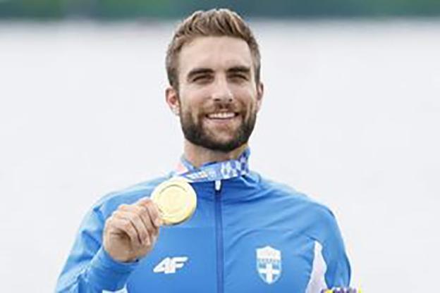 Ο χρυσός Ολυμπιονίκης ΣΤΕΦΑΝΟΣ ΝΤΟΥΣΚΟΣ: Ήταν δώρο Θεού!