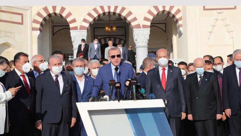 ΗΠΑ, ΕΕ, και Αγγλία καταδικάζουν τον Ερντογάν για το άνοιγμα μέρους της περίκλειστης Αμμοχώστου