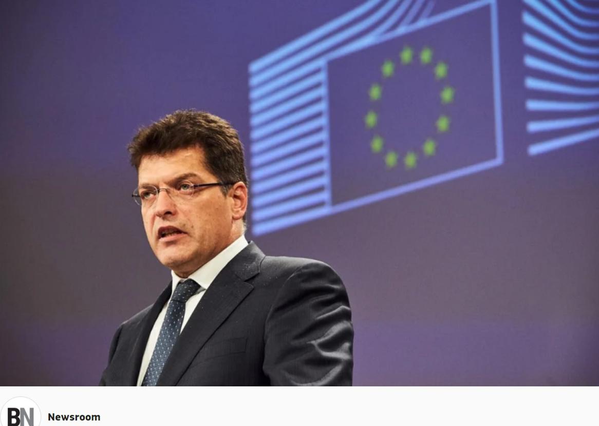 Επίτροπος Διαχείρισης Κρίσεων: Ευχαριστώ την Ελλάδα για την προσφορά εμβολίων σε Αλβανία και Β. Μακεδονία
