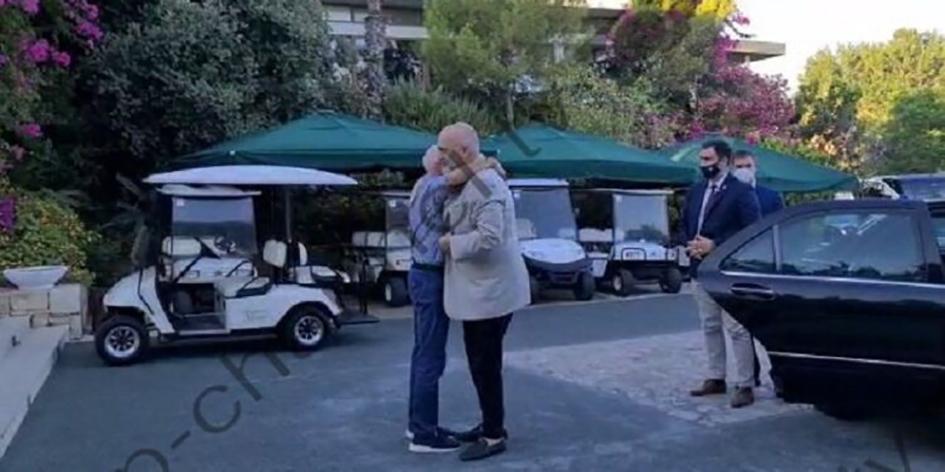 Αλβανικά ΜΜΕ: Τι γυρεύει ο Ράμα στην Αθήνα; – Θερμοί εναγκαλισμοί με τον Γιώργο Παπανδρέου