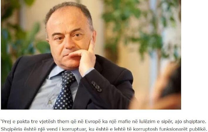 Ιταλός εισαγγελέας σε εκδήλωση του Ιδρύματος της Μεγάλης Ελλάδας: Η αλβανική μαφία «εισβάλλει» στην Ευρώπη