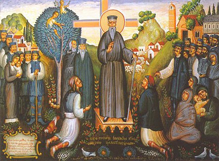 Άγιος Κοσμάς Αιτωλός: «Ψυχή και Χριστός σας χρειάζονται»