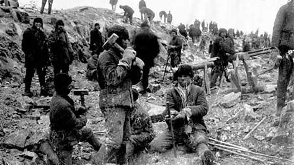 Τα εγκλήματα του κομμουνιστικού ολοκληρωτισμού μέσα από τις μαρτυρίες του Αλ. Σολζενίτσιν