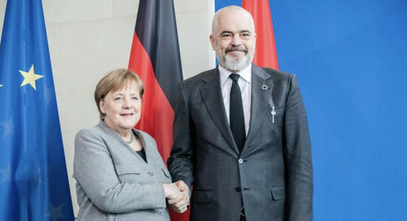 Η καγκελάριος Merkel σήμερα στα Τίρανα, η ατζέντα των συναντήσεων