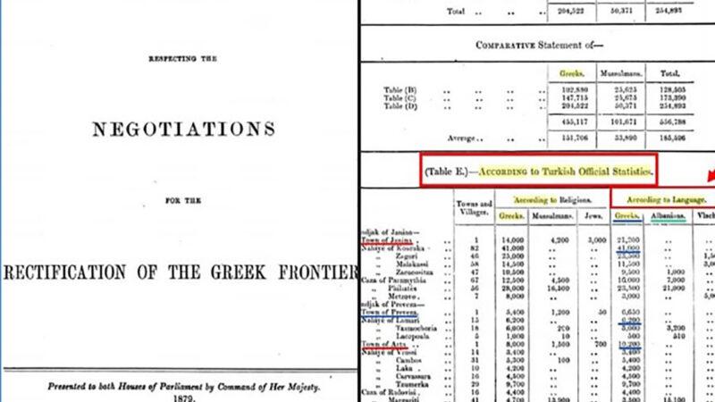 Η δήθεν «Αλβανική πλειοψηφία» στον πληθυσμό είναι ένα τεράστιο ΨΕΜΑ