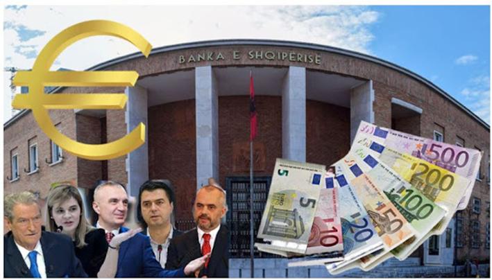 Οι Αλβανοί έχουν σε τράπεζες 4,9 δις Ευρώ, ποια άτομα έχουν το 70% των χρημάτων…