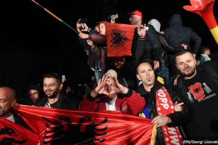 Ένταση στο Κόσοβο: Η Σερβία βλέπει την «ιδέα της Μεγάλης Αλβανίας»