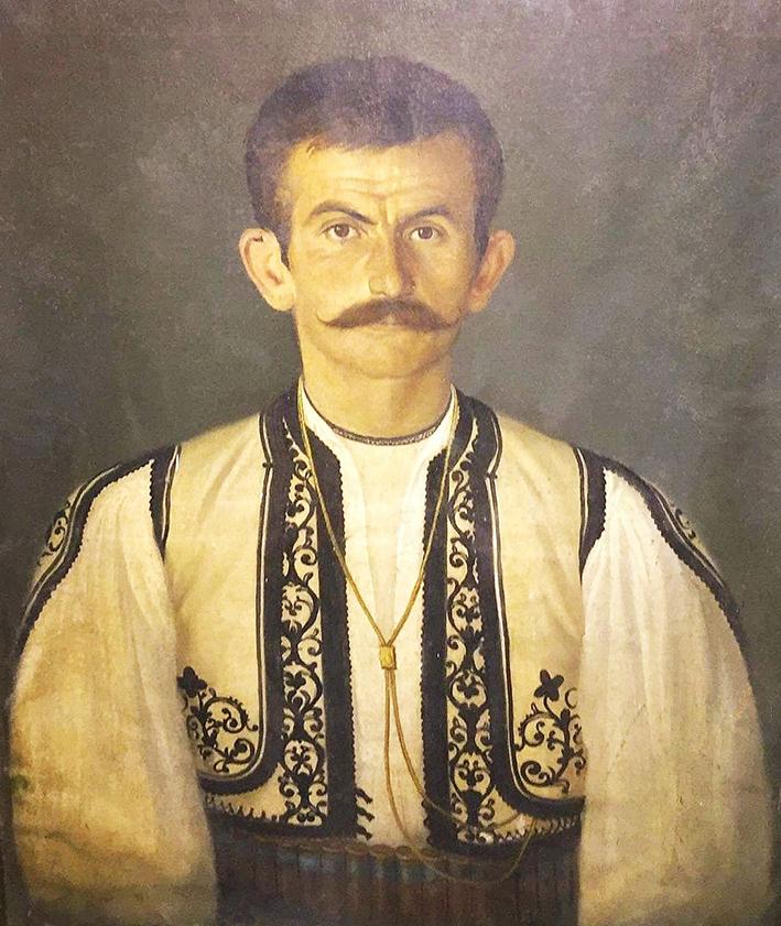 Ένας άγνωστος πίνακας του πασίγνωστου ζωγράφου, Θεοδόση Γιούση