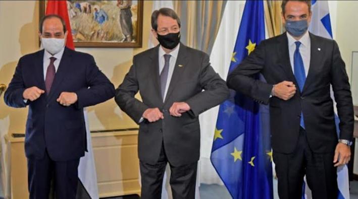 Αιγύπτιος διπλωμάτης: Πυλώνας σταθερότητας η συνεργασία Αιγύπτου-Κύπρου-Ελλάδας