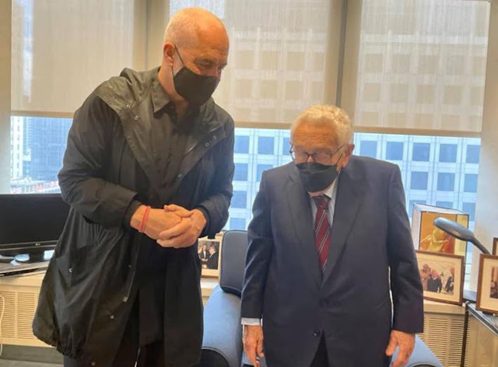 Οι τρεις 'σπουδαίες συναντήσεις' του Αλβανού πρωθυπουργού στη Νέα Υόρκη