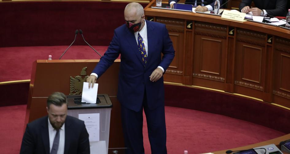 Οι γυναίκες πλειοψηφία στην αλβανική κυβέρνηση για πρώτη φορά στην Ιστορία