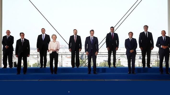 EUMED9: Η Διακήρυξη των Αθηνών για την κλιματική αλλαγή και το περιβάλλον στη Μεσόγειο (βίντεο)