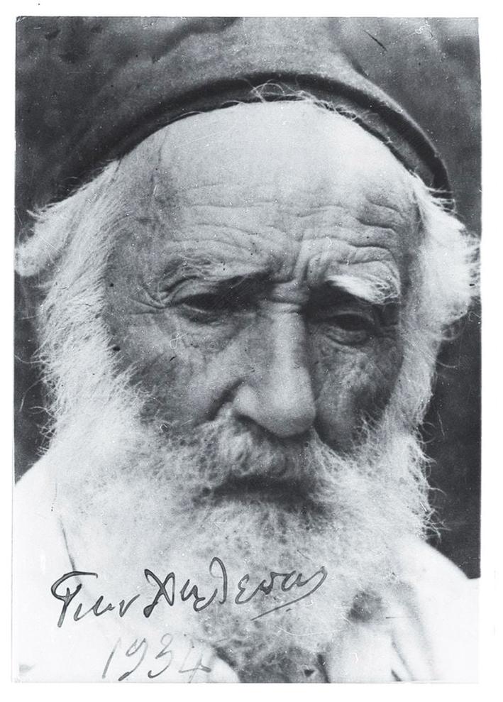Ο «τρελός του χωριού» πέθανε σαν σήμερα