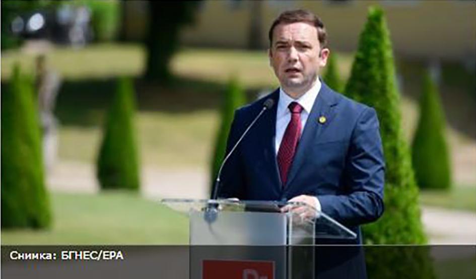 Η Βουλγαρία αλλάζει το σύνθημα «ένα έθνος σε δύο κράτη»…