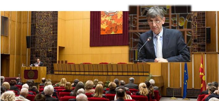 Ακαδημία Σκοπίων: Αν χάσουμε το έθνος, δεν χρειαζόμαστε την ευρωπαϊκή ολοκλήρωση