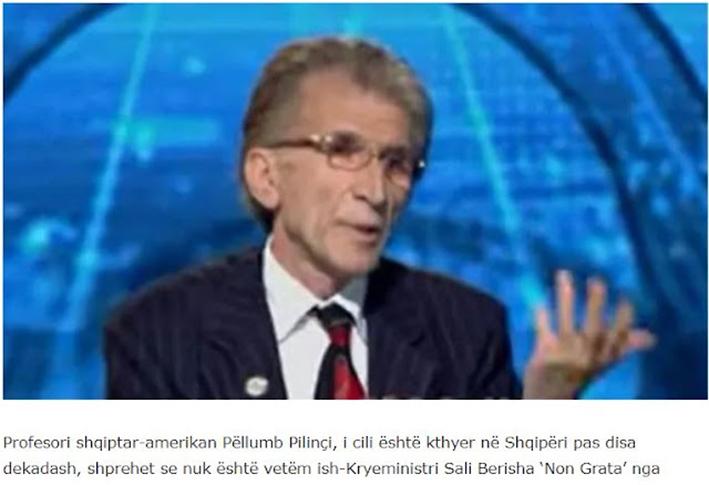 Αλβανοαμερικανός καθηγητής: Υπάρχουν διεφθαρμένοι στην κυβέρνηση, στο Κοινοβούλιο και στη Δικαιοσύνη